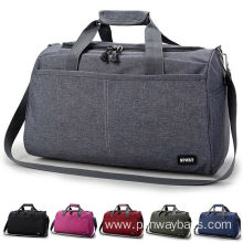 Men Women Nylon Travel Handbag Overnight Bag